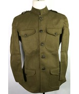 WWI US M1917 COMBAT FIELD TUNIC JACKET-4XLARGE - $246.73