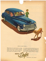 1940-49 Vintage 1941 Magazine Ad For Packard Handsomest Thing That Runs On Rubber Advertising