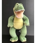 "BUILD A BEAR Alligator Crocodile Plush Stuffed Animal 18"" - $14.99"