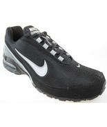 NIKE AIR MAX TORCH 3 MEN'S BLACK RUNNING SHOES, #319116-011 - $74.99