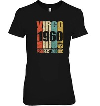 Vintage Virgo 1960 T Shirt 57 yrs old Bday 57th Birthday Tee - $19.99+