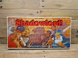 Vintage 1983 Shadowlord Board Game by Parker Brothers Complete - $39.55