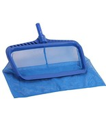 IEBIYO Pool Skimmer Net, Lightweight Pool Skimmer Basket with Thick Fram... - $21.22