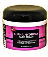 Walgreen's W Newly Packaged Studio 35 Alpha Hydroxy Face Cream 4 oz - $39.99