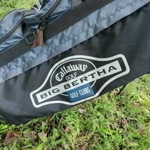 Navy Blue Callaway Golf Big Bertha Golf Bag Canvas by Sun Mountain Sports - $42.08