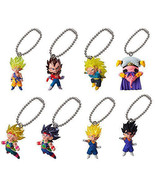 Dragon Ball UDM The Best 02 Keychain Swing Collection - $12.99