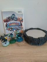Nintendo Wii Skylanders: Giants Starter Set Bundle Lot image 1