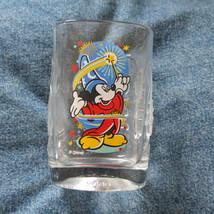 Disney 2000 Magic of Disney World FANTASIA Mickey Mouse Glass McDonald's - $6.00