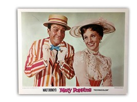 """MARY POPPINS"" ORIGINAL 11X14 AUTHENTIC LOBBY CARD POSTER 1964 ANDREWS D... - $45.86"