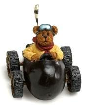 "Boyds Pull Toy ""E. P. Parmesan.. Grate Finish"" Tug Along - #654152 -2003 - $19.99"