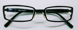 Vera Wang Pageant Eyeglass Frames 51-18-133 With Case - $52.46