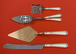 Louis XIV by Towle Sterling Silver Dessert Serving Set 4pc Custom Made - $284.05