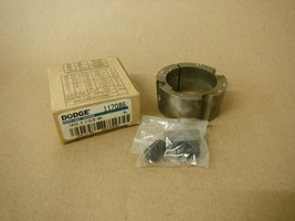 DODGE 1610 1-5/8 TAPERED BUSHING 117086 - $11.00
