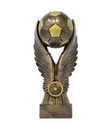 Decade Awards Soccer Victory Trophy | Futbol Award | 8.75 Inch Tall - Cu... - $26.10