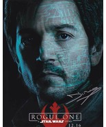 Diego Luna In-Person AUTHENTIC Autographed Photo COA Rogue One SHA #53825 - $75.00