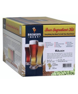 Kolsch - Brewer's Best 5 Gallon Beer Making Ingredient Kit - $41.53
