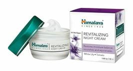 Himalaya Revitalizing Night Cream 50ml FREE SHIP - $13.80