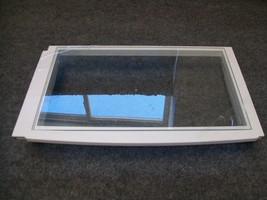67004247 Amana Maytag Refrigerator Meat Pan Frame & Glass 67004132 - $20.00