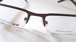 WOMEN'S MANHATTAN DESIGN STUDIO EYEGLASSES FRAMES  RX GLASSES 49-18-135 MM image 5