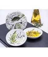Olive Oil Dipping Dishes Bridal Shower Wedding Anniversary Favor Gift Sets - $128.20+