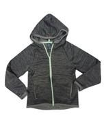 Champion C9 Girl's Long Sleeve Fleece Lined Hoodie Full Zip Jacket  Smal... - $9.74