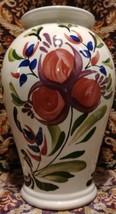 """Portmerion Welsh Dresser Canton Vase 10"""" Tall Mint Rare - $182.33"""