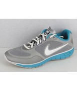 Nike training everyday fit women's freext flywire gray lace size 8 - $18.48