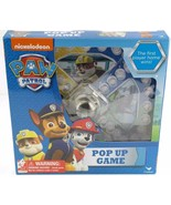 Nickelodeon  Nick Jr Paw Patrol Pop Up game ages 4+ learning game - $8.02