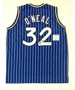 """SHAQUILLE """"SHAQ"""" O'NEAL AUTOGRAPHED SIGNED PRO STYLE """"DIESEL"""" JERSEY BEC... - $170.99"""