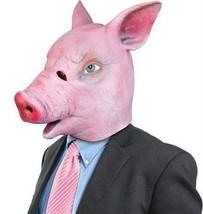 Effrayant Cochon Tête Purge Halloween Masque Caoutchouc Polisson Costume... - $31.71 CAD