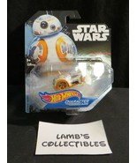 Star Wars Hot Wheels Disney BB-8 character cars - $15.62