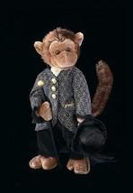 "Bearington Bears ""SIR DARWIN"" 14"" Collector Monkey- Sku #1536 - 2004 - $44.99"