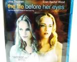 THE LIFE BEFORE HER EYES - BLU-RAY - DVD - UMA THURMAN - NEW - DRAMA - MOVIE