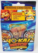 NEW Yo-Kai Watch Blazion & Komajiro Starter Pack Trading Card Game Hasbr... - $13.95