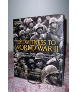 Eyewitness to World War II Stories and Photographs 2012 Sealed - $39.99