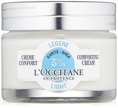 L'Occitane Light 5% Shea Butter Face Cream for Normal to Combination Ski... - $41.10