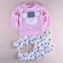 Baby Girl clothes New Autumn Cotton Long sleeves 2pcs suit Cartoon Tops+... - $17.99+