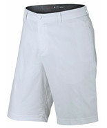 Nike Golf Tiger Woods TW Practice Dri-Fit Shorts 2.0 Mens 40 White 72622... - $74.25