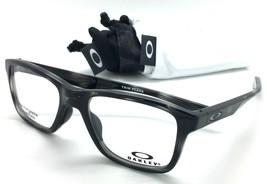 Nuevo Oakley Rx OX8107 0451 Recorte Lima Gafas Monturas Pulidas Gris Carey 51MM - $89.77