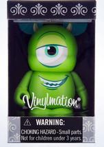 Disney Park Vinylmation Theme Park Favorites figure MONSTERS INC. Mike W... - $12.00
