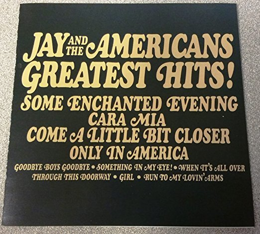 Best of [Audio CD] Jay/Americans