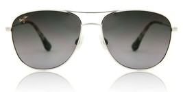 New Unisex Sunglasses Maui Jim Cliff House Polarized GS247-17  - $183.10