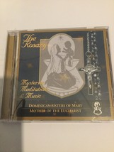 Dominican Sisters Of Mary: Luminous Mysteries of the Rosary-Catholic CD - $8.55