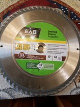Exchange-a-Blade 10in General DIY 60 Teeth Saw Blade - $40.99