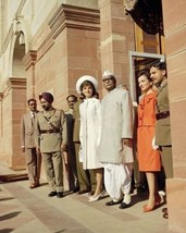 First Lady Jacqueline Kennedy with the President of India New 8x10 Photo - $6.16