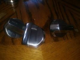 3 Whirlpool/Kitchenaid/Jenn-Air/Amana Knob #WPL-W11130627 plastic  - $74.25