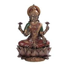 Pacific Giftware PT Lakshmi The Hindu Goddess of Wealth, Fortune and Prosperity  - $69.29