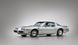 1979 Pontiac Trans Am 10th Special ed, 24 x 36 Inch Poster, formula, 6.6... - $18.99