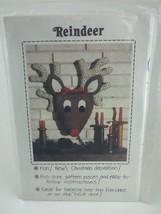 Reindeer Patch Press Pattern - $9.79