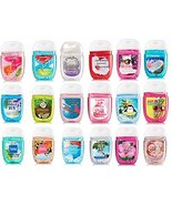Bath and Body Works Anti-Bacterial Hand Gel 5-Pack PocketBac Sanitizers,... - $15.99